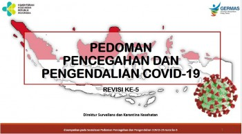 Pedoman Pencegahan dan Pengendalian COVID-19